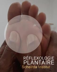 Réflexologie plantaire - Institut Scheirda